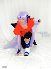 Ayane from Dead or Alive 2 worn by Jsssica Elainy