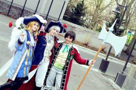 Spain from Axis Powers Hetalia worn by dance4manga