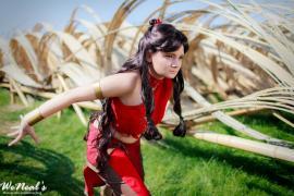 Katara from Avatar: The Last Airbender worn by Sachiko