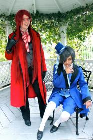 Ciel Phantomhive from Black Butler worn by Candice Marisa