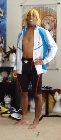 Hazuki Nagisa from Free! - Iwatobi Swim Club worn by ManaKnight