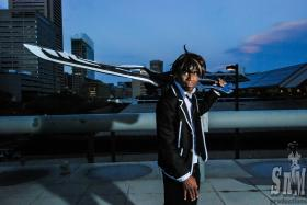 Shu Ouma from Guilty Crown