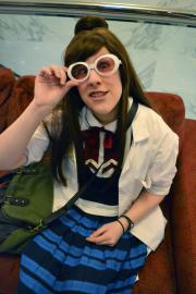 Ema Skye from Phoenix Wright: Ace Attorney worn by 3rd