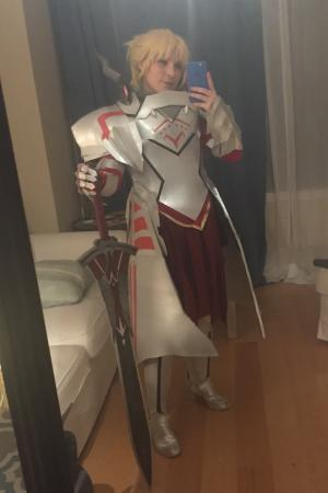 Mordred from Fate/Apocrypha worn by Skywalker