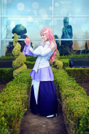 Lacus Clyne (Mobile Suit Gundam Seed)  by Skywalker