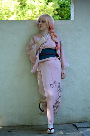 Sheryl Nome from Macross Frontier worn by Skywalker