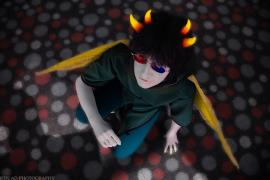 Sollux Captor from MS Paint Adventures / Homestuck worn by Mur