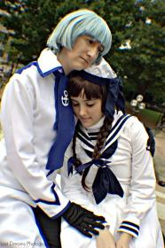Fukami from Wadanohara and the Great Blue Sea worn by Mur