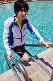 Haruka Nanase from Free! - Iwatobi Swim Club