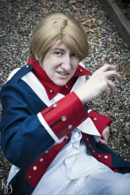 America / Alfred F. Jones from Axis Powers Hetalia worn by Mur