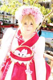 Sakura from Tsubasa: Reservoir Chronicle worn by hidey