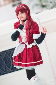 Kashiwagi Yuki the 6th from AKB0048 worn by Lauren Hibs
