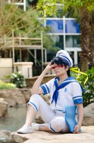 Rei Ryugazaki from Free! - Iwatobi Swim Club worn by Lauren Hibs
