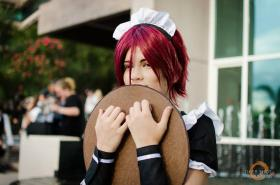 Rin Matsuoka from Free! - Iwatobi Swim Club worn by Lauren Hibs