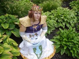 Princess Zelda from Legend of Zelda: Twilight Princess worn by ollyodd