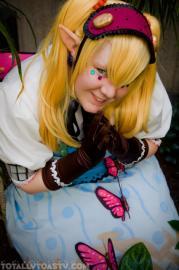 Princess Agitha from Legend of Zelda: Twilight Princess worn by ollyodd