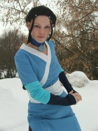 Katara from Avatar: The Last Airbender worn by Artangel85