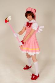 Sakura Kinomoto from Card Captor Sakura worn by hack_benjamin22