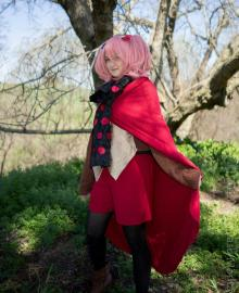 Charlotte from Madoka Magica worn by Kelp