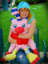 Sora Takenouchi from Digimon Adventure worn by Erin J. Davis