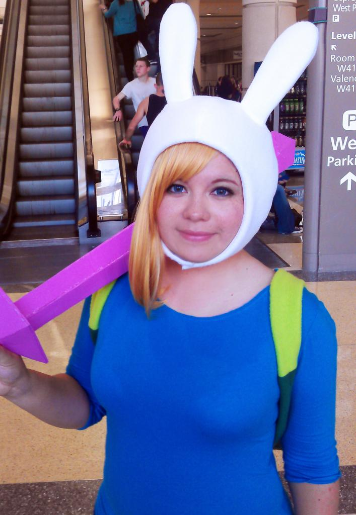 Fionna from Adventure Time with Finn and Jake by Emmitz