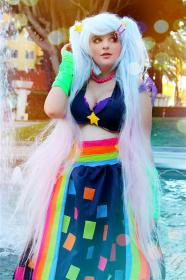 Sona from League of Legends worn by Arettee