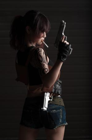 Revy from Black Lagoon