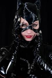 Catwoman from Batman worn by Aelynn