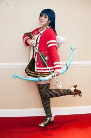 Umi Sonoda from Love Live! worn by Fraxinus Cosplay