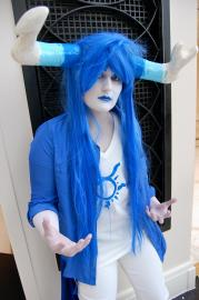 Tavrisprite from MS Paint Adventures / Homestuck worn by Fraxinus Cosplay