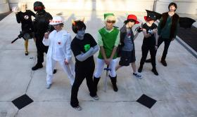 Homestuck Fandom from MS Paint Adventures / Homestuck worn by Fraxinus Cosplay