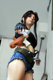 Revy from Black Lagoon worn by Torakami Tank