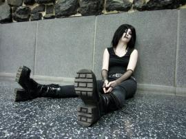 Death from Sandman worn by Torakami Tank