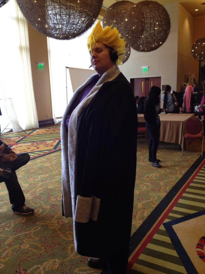 Laxus Dreyar (Fairy Tail) by Black Tie Cosplay ...