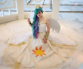 Princess Celestia from My Little Pony Friendship is Magic