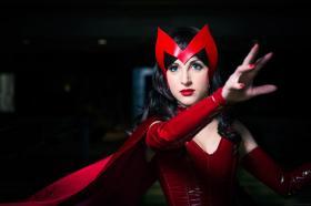Wanda Maximoff from Avengers, The