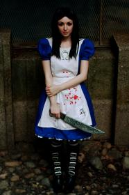 Alice from Alice: Madness Returns worn by Agent Rainbow