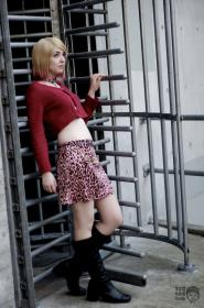 Maria from Silent Hill 2 worn by Agent Rainbow