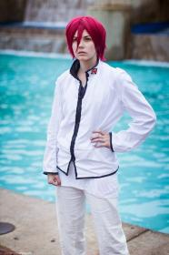 Rin Matsuoka from Free! - Iwatobi Swim Club worn by Kait Charinsma