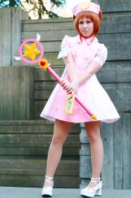 Sakura Kinomoto from Card Captor Sakura worn by Light