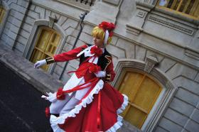 Oz Vessalius from Pandora Hearts worn by J-Jo Cosplay
