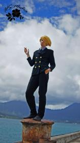 Sanji from One Piece worn by J-Jo Cosplay