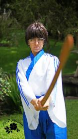 Shinpachi Shimura from Gintama worn by J-Jo Cosplay