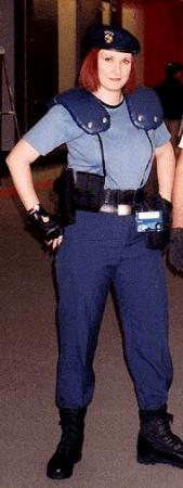 Jill Valentine from Resident Evil worn by Lisa Honeychan