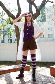 Ema Skye from Ace Attorney Investigations: Miles Edgeworth