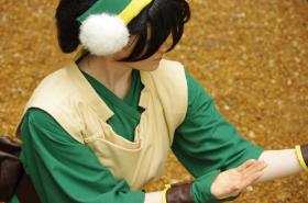 Toph Bei Fong from Avatar: The Last Airbender worn by PhD Cosplay