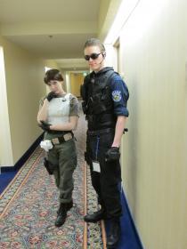 Albert Wesker from Resident Evil