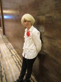 Teddie from Persona 4 worn by Sheep Prince