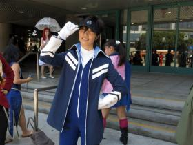 Clay Terran from Phoenix Wright: Ace Attorney - Dual Destinies