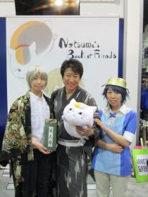 Takashi Natsume from Natsume Yuujinchou